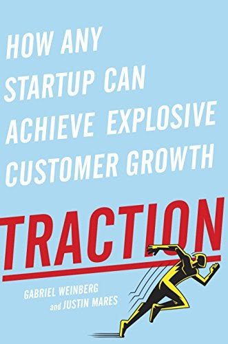 growth and growth hacking books traction