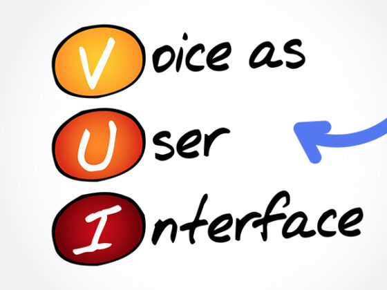 vui voice user interface