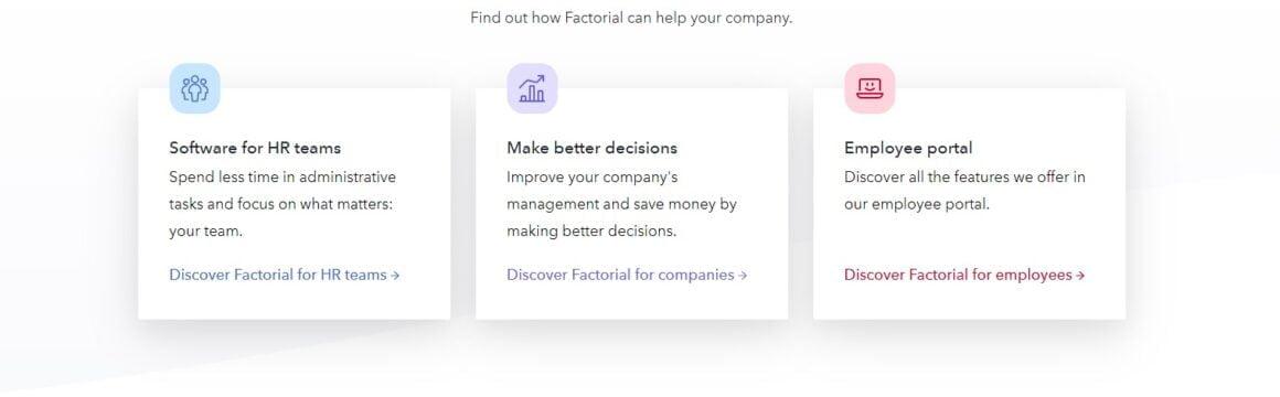 employee management software factorial