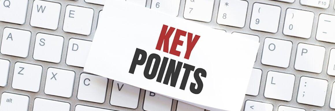 key points of employee performance improvement plan