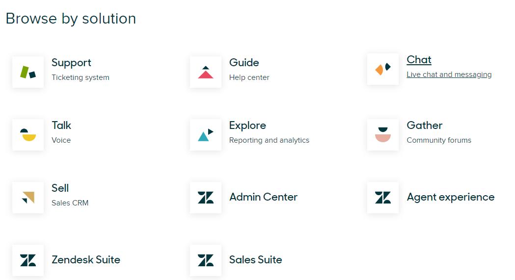 help center tool example zendesk