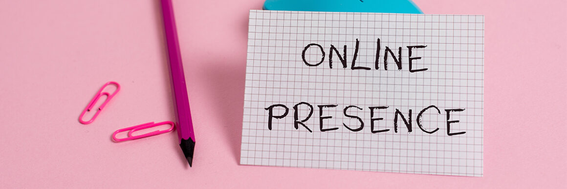 how to build online presence