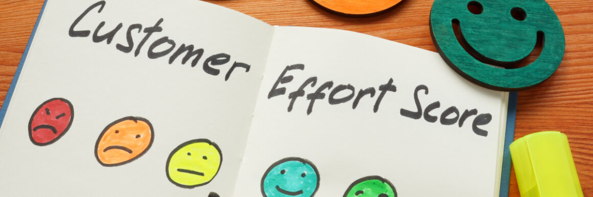 CX metrics Customer Effort Score