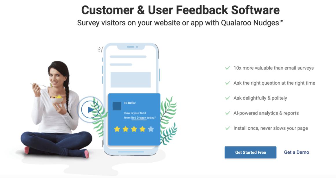 Qularoo customer feedback tool