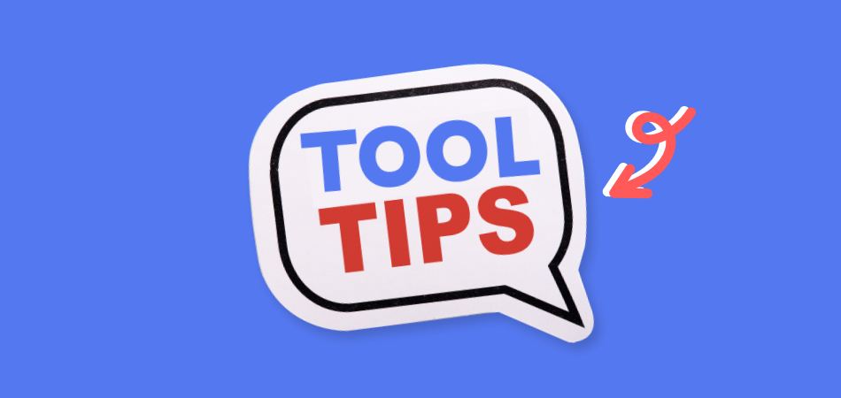how to create tooltips