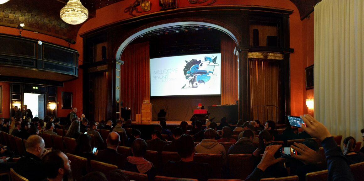 ux ui conferences beyond tellerrand