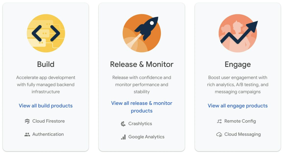 firebase user engagement platform for mobile apps