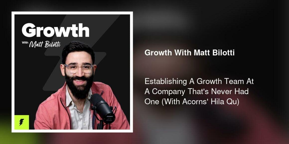product leadership matt bilotti