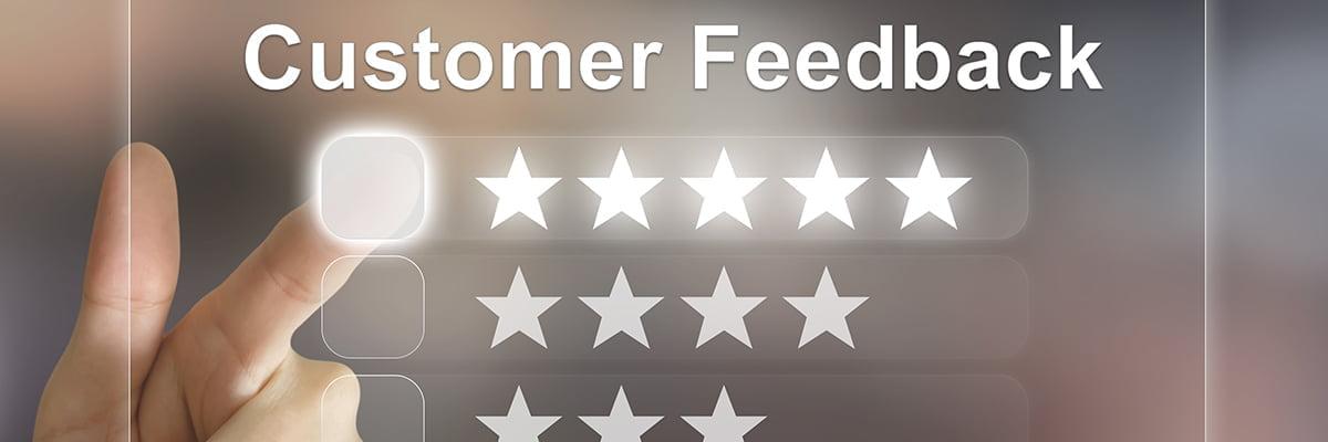 what is customer feedback