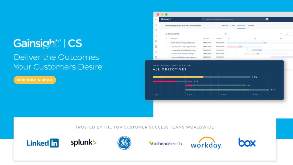 customer success tools gainsight