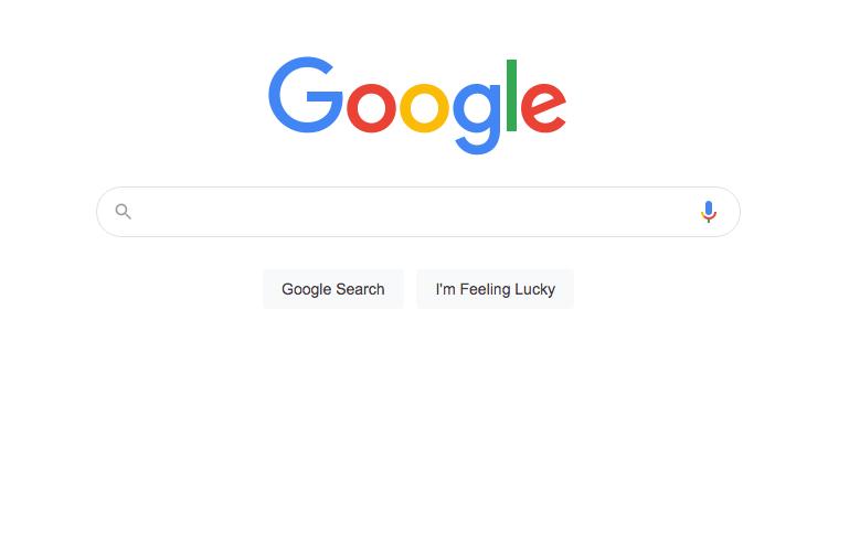 Google good interface