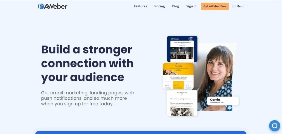 marketing analytics tools aweber