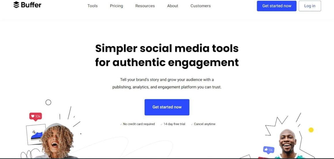 marketing analytics tools buffer