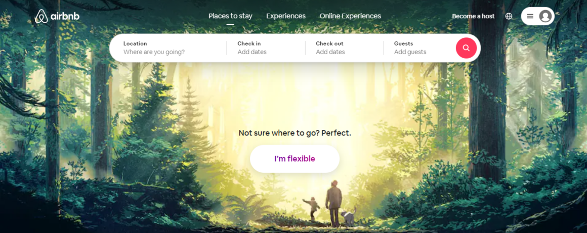 airbnb good ux example