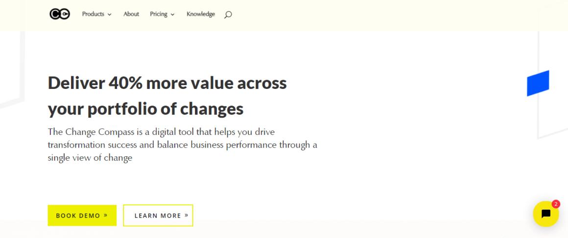 best change management tools the change compass
