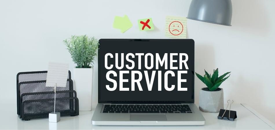 customer service mistakes