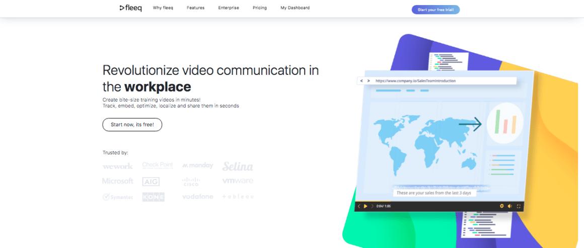 Fleeq interface