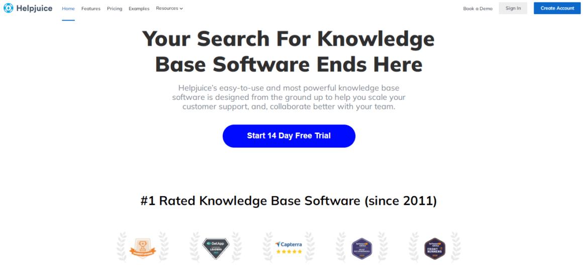 no code tools helpjuice