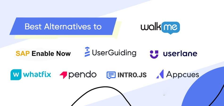 walkme competitors alternatives